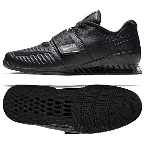 Nike Romaleos 3.5 Men's Training Shoe Black/MTLC Bomber Gry-Black 10.0