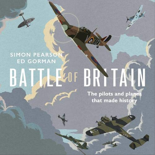 Battle of Britain cover art