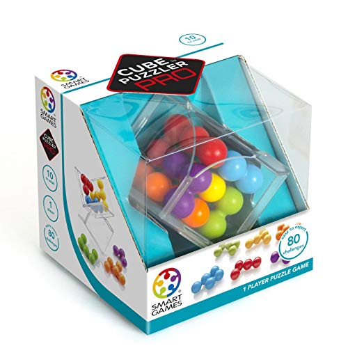 smart games- Cube Puzzler Pro, Multicolor (SmartGames SG413)