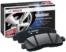 Bosch BC691 QuietCast Premium Ceramic Disc Brake Pad Set For Acura: 2003-2006 MDX; Infiniti: 1987-1998 Q45, 1997-2001 QX4; Nissan: 1996-2001 Pathfinder, 2002-2006 X-Trail; Front