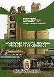 Materiales de construcción. Problemas de cementos (Manuales y Prácticas)