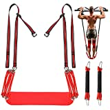 SYNTECSO 440 Lbs Pull Up Assistance Bands, Pull-up Assist Bands Heavy-Duty Pull Up Resistance Bands for Chin-up Workout