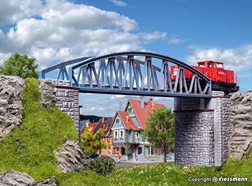 Vollmer 47302 Stahlbogenbrücke, gerade