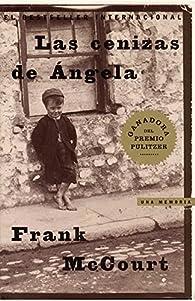 Las Cenizas de Angela : Una Memoria par Frank Mccourt