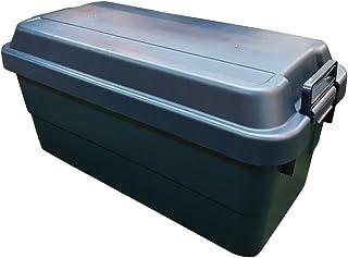 リス『ハードに使える収納ボックス』 トランクカーゴ TC-70NV (70Lネイビー)