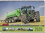 Profi Landtechnik Kalender 2020 - A Format - profi
