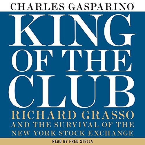 King of the Club audiobook cover art