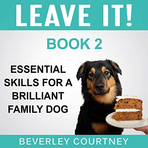 Leave It! audiobook cover art