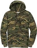 Joe's USA Camo Hoodies Hooded Sweatshirt,3X-Large Military Camo