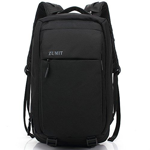 ZUMIT 13''' 14'' Business Laptop rugzak rugzak notebook backpacks Black #808