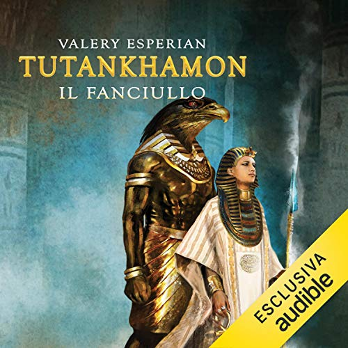 Tutankhamon. Il fanciullo copertina