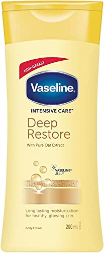 Vaseline Intensive Care Deep Restore Body Lotion, 200ml product image