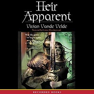 Heir Apparent audiobook cover art