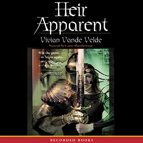 Heir Apparent audiobook cover art