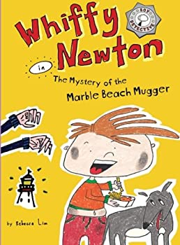 Whiffy Newton in The Mystery of the Marble Beach Mugger 1741670330 Book Cover