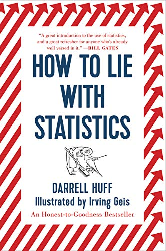 Real Estate Investing Books! - How to Lie with Statistics