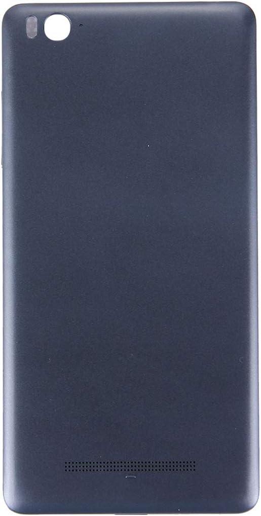 Bjhengxing Cubierta de indorse for la contraportada de batería Xiaomi Mi 4c (Gris) (Color : Grey)