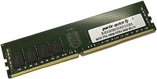 64GB Memory for Supermicro Processor Blade SBI-7128R-C6 (Super B10DRC) DDR4 PC4-2400 LRDIMM (PARTS-QUICK BRAND)