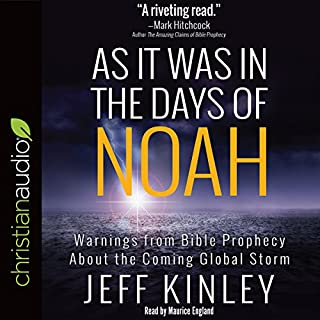 As It Was in the Days of Noah audiobook cover art