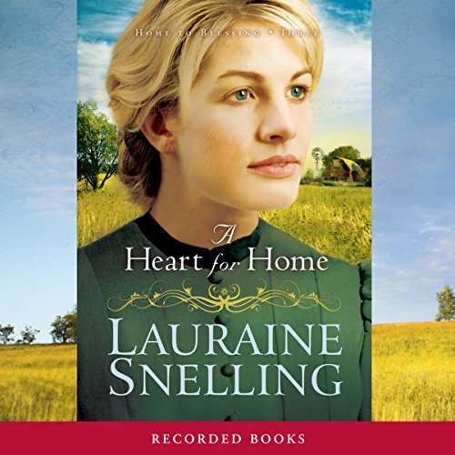A Heart for Home audiobook cover art
