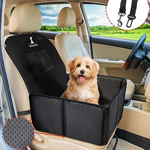 seggiolino per cani da auto Wimypet Seggiolino Auto per Cani Impermeabile