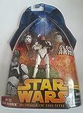 Hasbro Star Wars Revenge of the Sith 2005 AT-TE Tank Gunner Action Figure #38