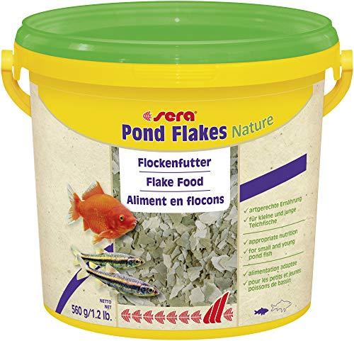 Sera Pond Flakes 3.8 L, 1er Pack (1 x 3.8 l)