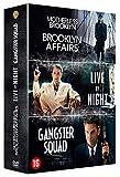 Coffret 3 films : brooklyn affairs ; gangster squad ; live by night