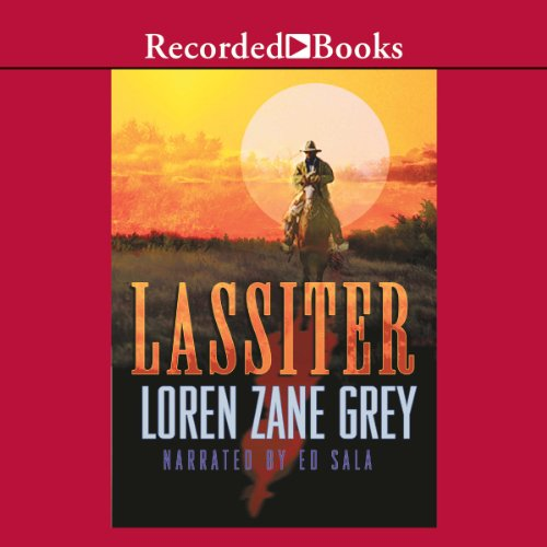 Lassiter audiobook cover art