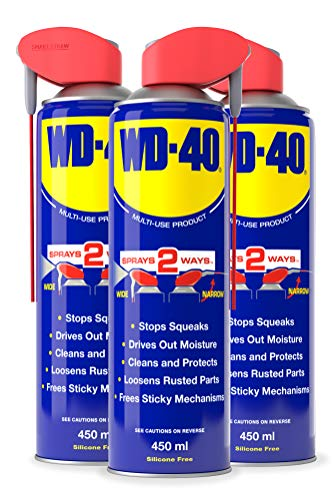 WD-40 Multi-Use Product Smart Straw 450ml Pack of 3