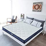 <span class='highlight'>Bed</span>Story <span class='highlight'>Single</span> <span class='highlight'>Mattress</span> Bonnell Sprung <span class='highlight'>Mattress</span> <span class='highlight'>3ft</span> x 6ft2 (90x190x14cm) 5.5-inch Depth 3D Breathable Fabric Cover <span class='highlight'>Mattress</span> with OEKO-TEX Certified