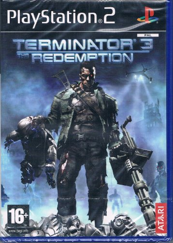 Terminator 3 the Redemption-(Ps2)