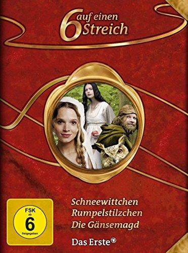 Sechs auf einen Streich - Märchenbox, Vol. 3 (3 DVDs)
