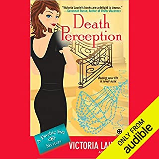Death Perception audiobook cover art