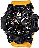 [カシオ] 腕時計 ジーショック マッドマスター 世界6局対応電波ソーラー GWG-1000-1A9JF イエロー