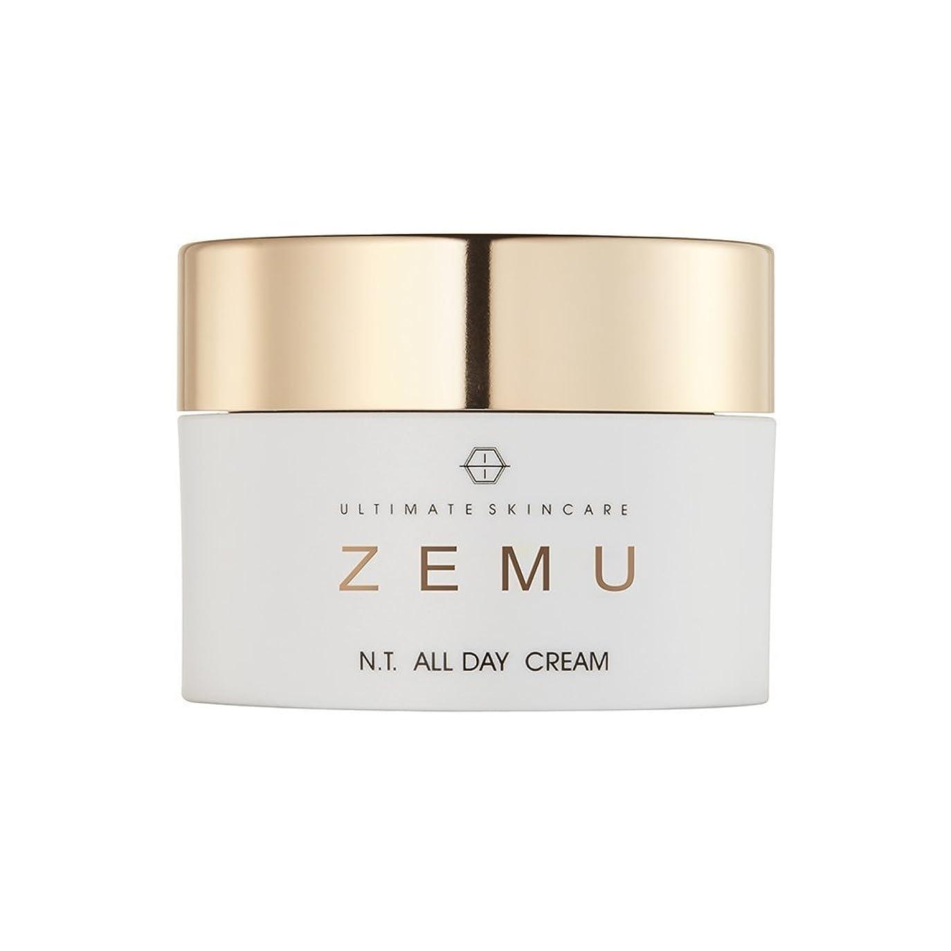 配管ジェット刻むUltimate skincare ZEMU エヌティ オールデイクリーム(N. T. ALL DAY CREAM)
