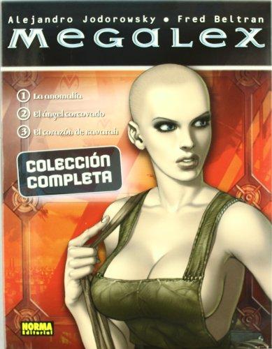 Megalex Cofre (3 Vols.)