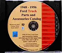 1955 ford f100 restoration parts