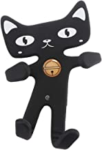 Air Vent Car Phone Holder, Air Vent Car Mount Holder, AOZBZ Universal Air Vent Flexible Soft Silicone Rubber Cat Car Holder