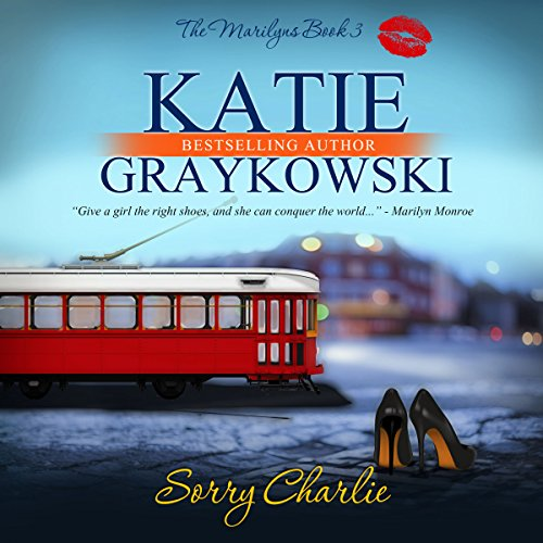 Sorry Charlie audiobook cover art
