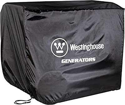 Westinghouse WGen Generator Cover - Universal Fit - For Westinghouse Portable Generators Up to 9500 Rated Watts