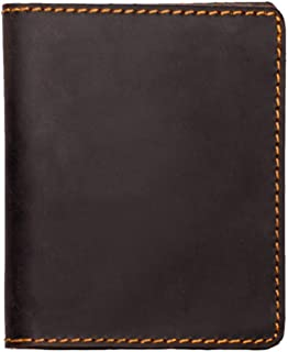 UAE Leathers Brown Leather For Men - Bifold Wallets