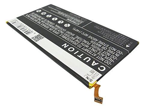 CS-HUX170SL Akku 4850mAh Kompatibel mit [Huawei] 7D-501L, 7D-501U, 7D-503LT, Mediapad X1 7.0, Mediapad X1 7.0 3G, Mediapad X1 7.0 LTE Ersetzt HB3873E2EBC, HB3873E2EBW