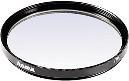 5 Hama Uv Filter 37mm Schutz Filter Mit 2 Fach Vergütung Inkl Filterbox