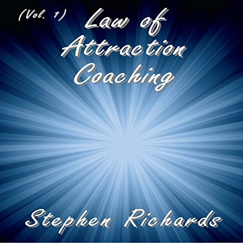 Law of Attraction Coaching: Vol. 1 cover art