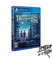 Thimbleweed Park (PS4) (輸入版)