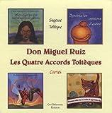 Les Quatre Accords Toltèques - Cartes - Guy Trédaniel éditeur - 20/07/2011