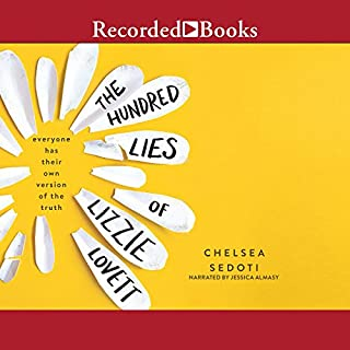 The Hundred Lies of Lizzie Lovett cover art