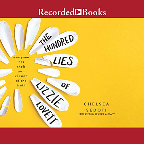 The Hundred Lies of Lizzie Lovett audiobook cover art