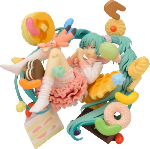 Mikumo Character Vocal Series 01: chapeausune Miku VOCALOID: #3 Original Collection LOL -lots of laugh PVC figurine